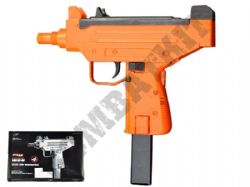 M33 Airsoft BB Gun 2 Tone Black and Orange